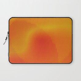 Solar Sensation Abstract Sunset Laptop Sleeve
