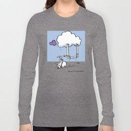 Cloud Maintenance Long Sleeve T-shirt