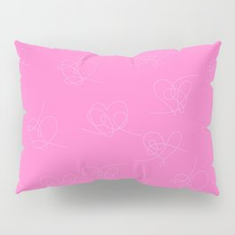 love yourself: her Pillow Sham