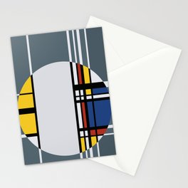 Abstract Composition 429 Stationery Cards