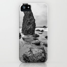 Straight Up iPhone Case