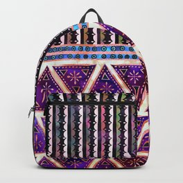 Ava Boho Mix Backpack
