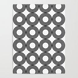 Geometric Pattern 02A Poster