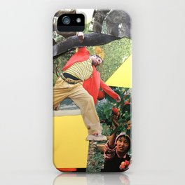 ASAP TREES iPhone Case