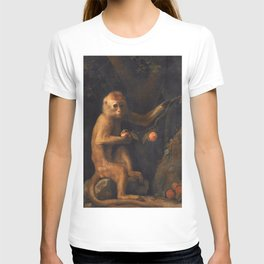 George Stubbs - A Monkey T-shirt