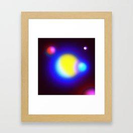 Life Energy 1/2 Framed Art Print