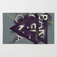 barcelona Area & Throw Rugs featuring Barcelona by Giga Kobidze