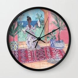 Jamila Wall Clock