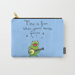 Muppets Kermit Carry-All Pouch