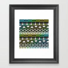 Fancy & Fun. Framed Art Print