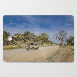 Leopold Downs Road Cutting Board