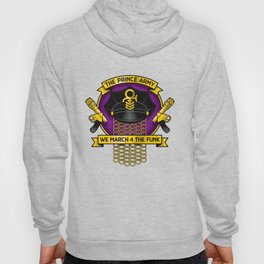 TPA Crest - We March 4 The Funk (Reverend design #2) Hoody