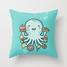 Room for Dessert? Throw Pillow
