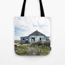 Genuflection of the Blues Tote Bag