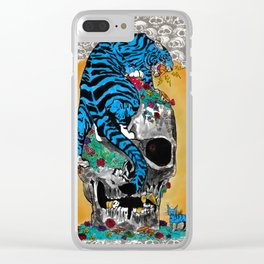 Catacomb Clear iPhone Case
