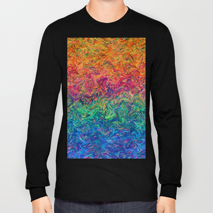 Fluid Colors G249 Long Sleeve T-shirt