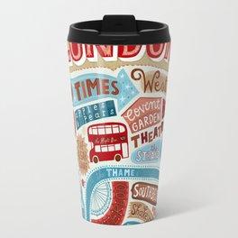 London Travel Mug