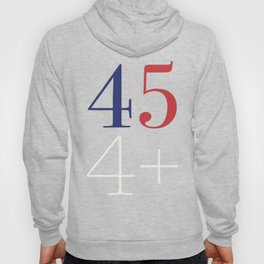 4+ years for 45th Hoody