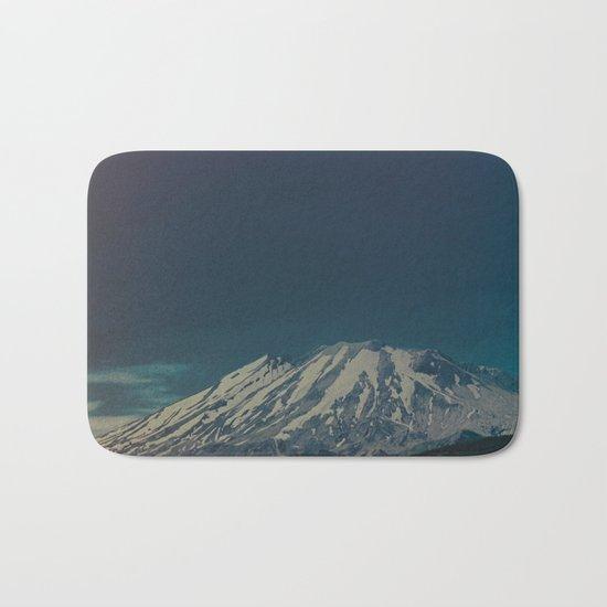 Mount Rainier Bath Mat
