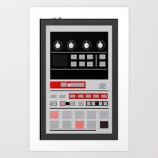 SP-303 Dreams Art Print
