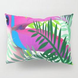 Toucan Lovers Pillow Sham