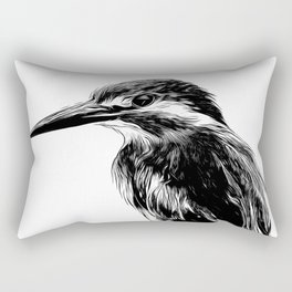 Kingfisher v2 vawh Rectangular Pillow