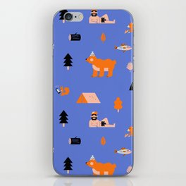 Home Outdoors iPhone Skin