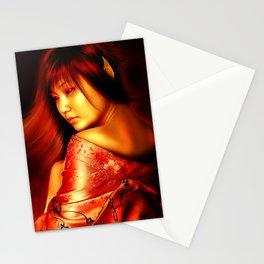 Empress of Jigoku Stationery Cards