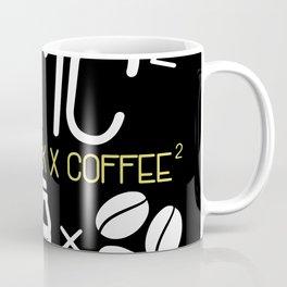 Coffee & Physic: Energy Milk Coffee Equation Coffee Mug