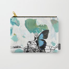 Bike butterfly Carry-All Pouch
