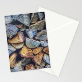 LOGS OF LOVE, ME. Stationery Cards