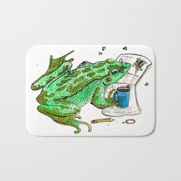 Gaylord's Weekly Challenge Bath Mat