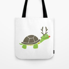 Rudolph Wannabe Tote Bag