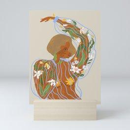 Nurture and Grow Mini Art Print