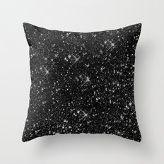 STARS STARS STARS Throw Pillow