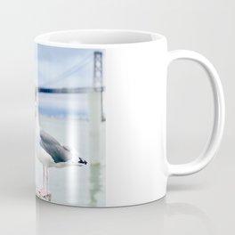 A New Friend Along the Bay Coffee Mug