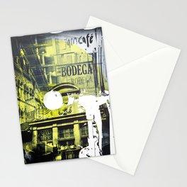 Hidden Nottingham Montage Stationery Cards