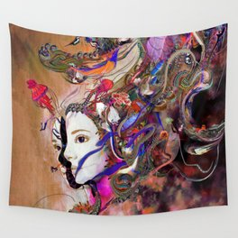 Microportal Wall Tapestry