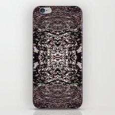 Disturbance, multiplied iPhone & iPod Skin
