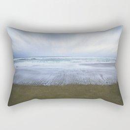 Brushing Sand Rectangular Pillow