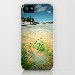 Yellowstone iPhone Case