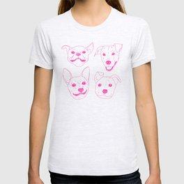 Very Good Pups T-shirt
