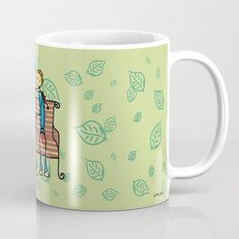 Life and living Coffee Mug