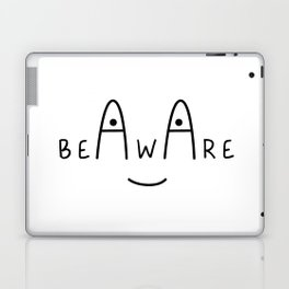 Be Aware Laptop & iPad Skin