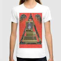 contact T-shirts featuring CONTACT by N3GATIVE CR33P
