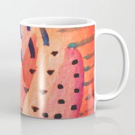 Fun Lovin - a bright watercolor piece Coffee Mug