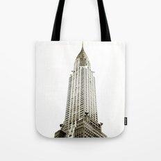 Chrysler Building Tote Bag