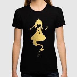 Chibi Golden Monkey Luck T-shirt