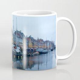 Nyhavn Copenhagen 2 Coffee Mug