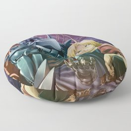 Fullmetal Alchemist Floor Pillow